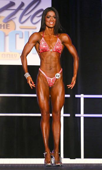 Fitness: India's fiorst figure athlete Deepika Chowdhury
