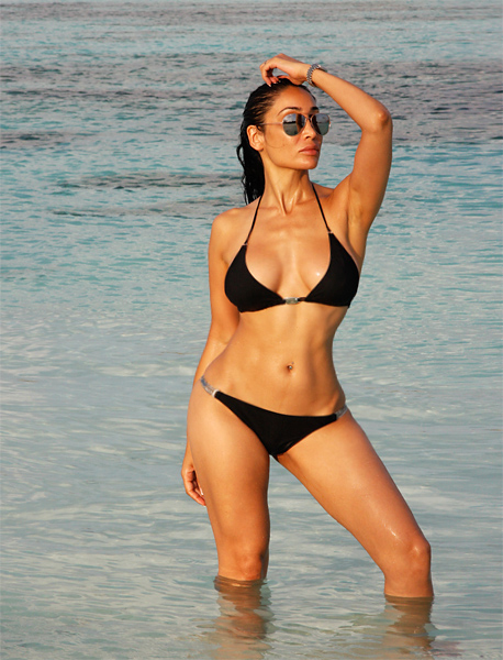 Sofia Hayat named one of the sexiest women in the world by FMH
