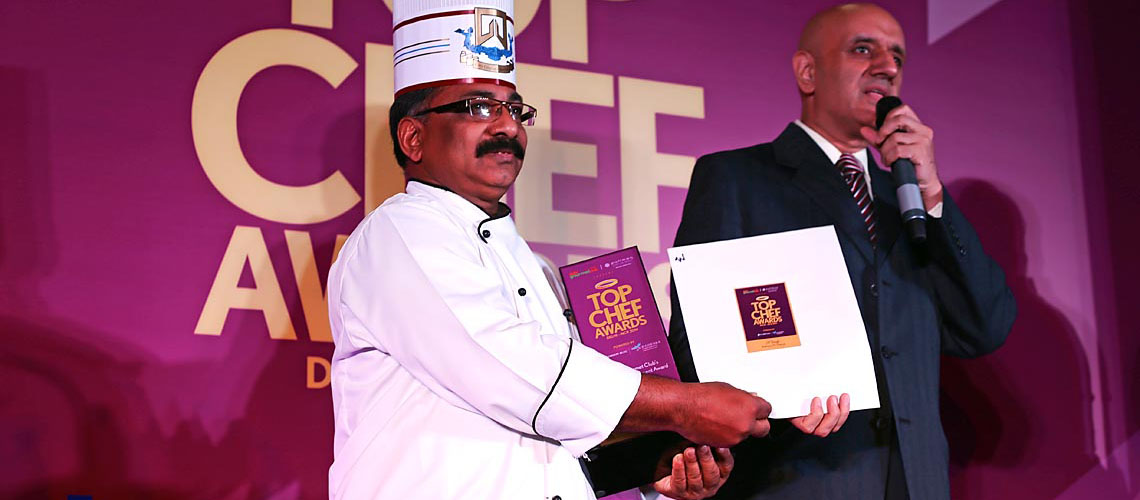 TOP CHEF AWARDS 2014