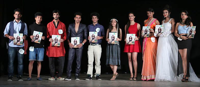 Mr & Miss Rendezvous at IIT Delhi