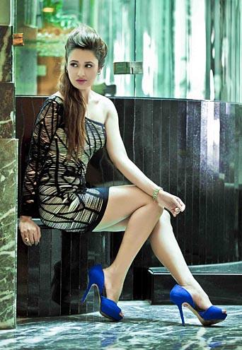 Bollywood actress Yuvika Chaudhary's rise to stardom