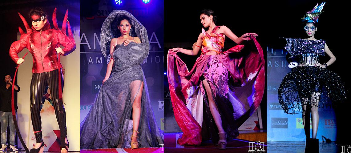 Glamour at IIT Kanpur - Antaragini 2014