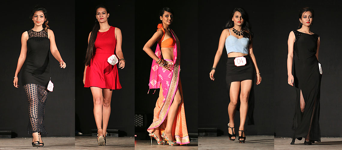 Mr & Miss Rendezvous at IIT Delhi