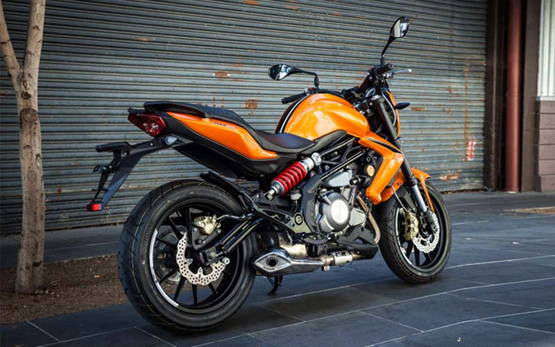 Benelli BN 302 - Pure passion and affordable offering