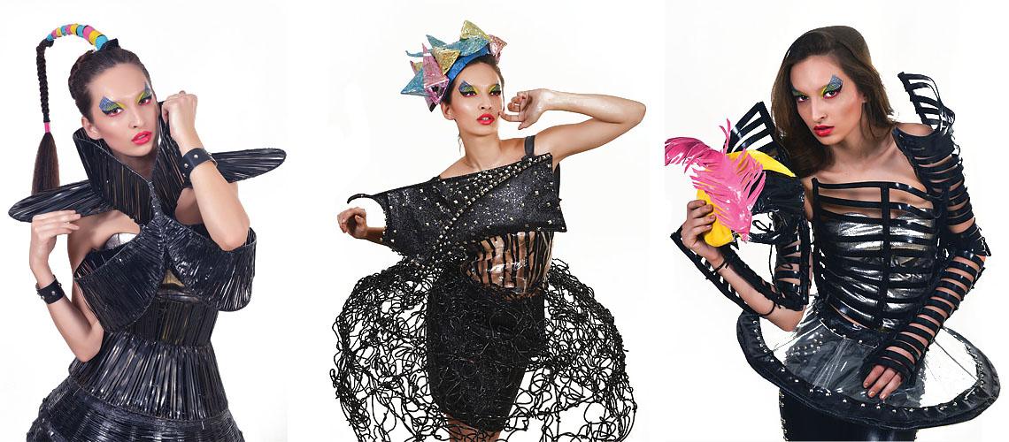 Lady Gaga Inspires Avant Garde Alien Fashion