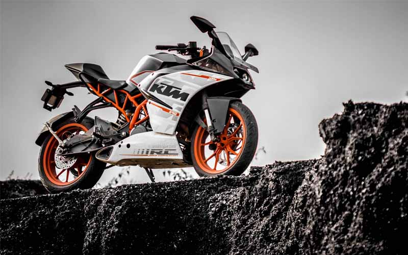 Latest Bike in 2015 : KTM RC 90