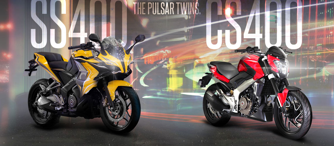 Latest Pulsar Bike in 2015