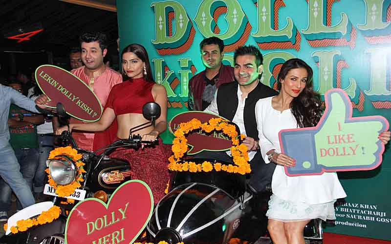Trailer Launch of DOLLY KI DOLI !!