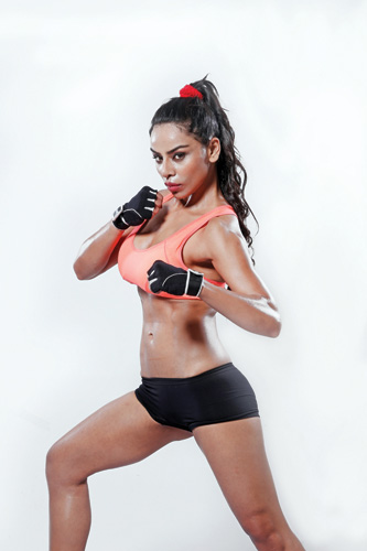 Shweta Wins India's First Miss World In Fitness Body Category