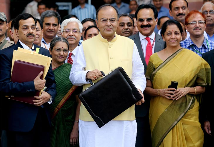 Union Budget 2015 - review
