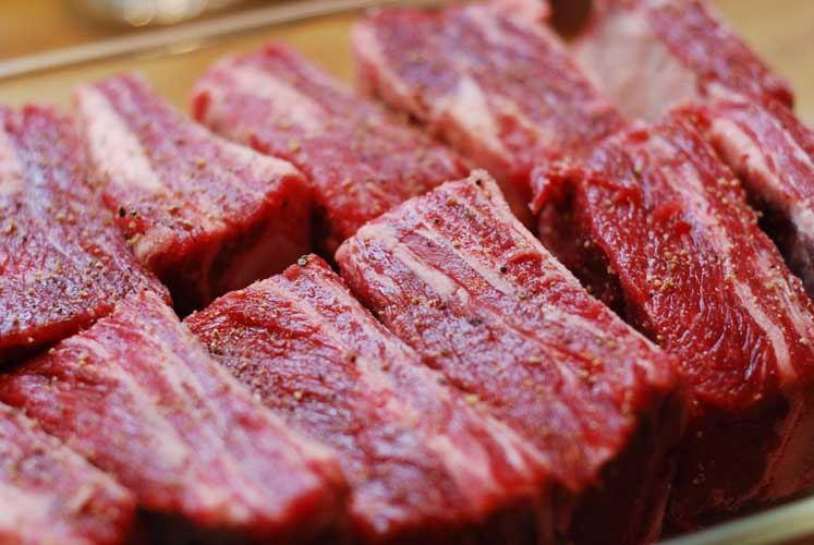 bans beef