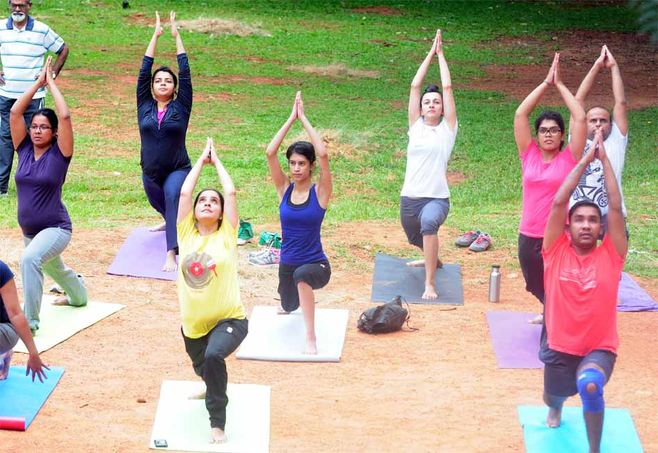International Yoga Day