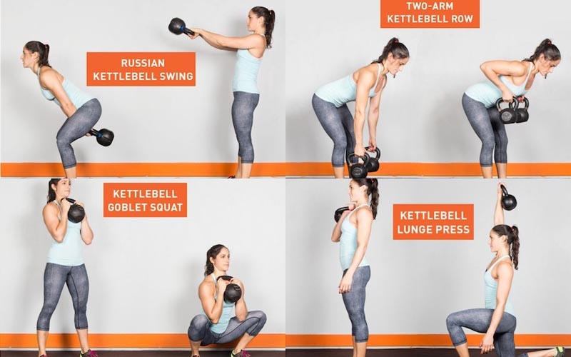 Women workout