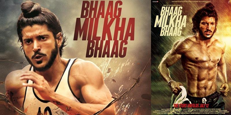 bollywood Farhan Akhtar Bhaag Milkha Bhaag