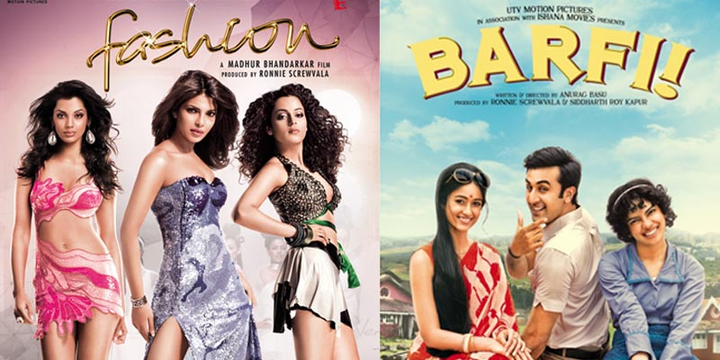 bollywood Priyanka Chopra Barfi and Fashion