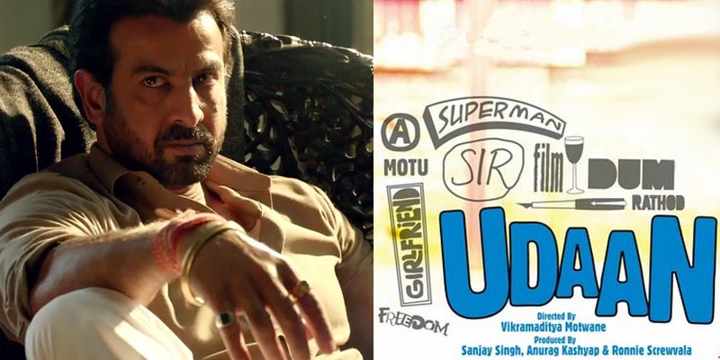 bollywood Ronit Roy Udaan