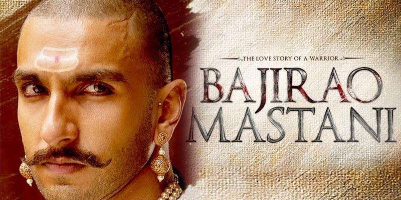 bollywood Ranveer Singh Bajirao Mastani