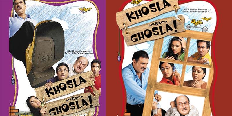 bollywood Anupam Kher Khosla Ka Ghosla