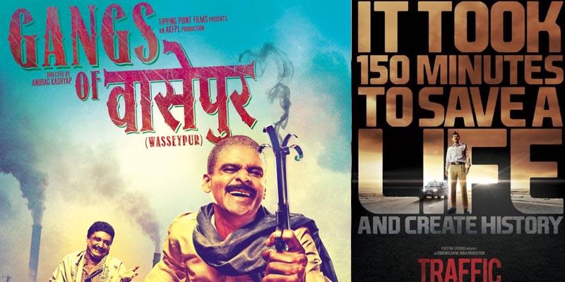 bollywood Manoj Bajpai Gangs Of Wasseypur and Traffic