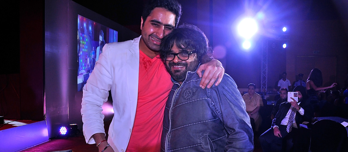 DJ Khushi with Pritam