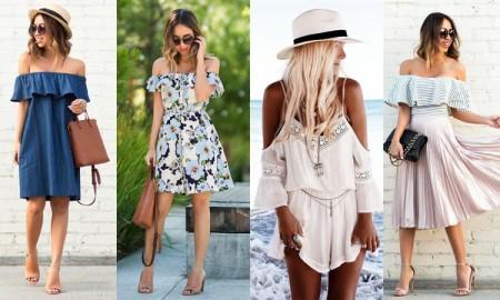 ruffles frills fashion
